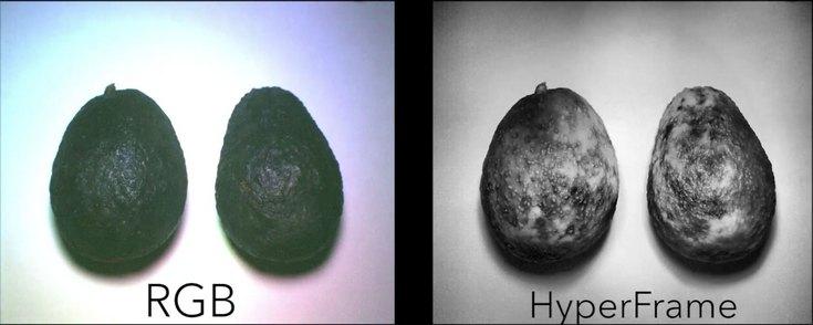 Камера HyperCam может принести гиперспектральные снимки в мобильный сегмент