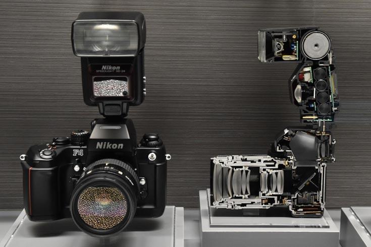 Открытие музея приурочено к 100-летию компании Nikon, основанной в 1917 году
