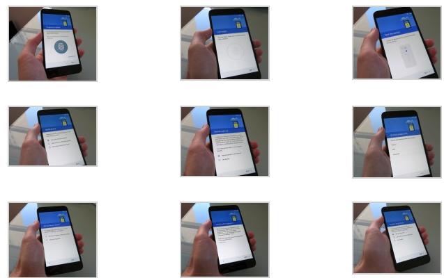 Nexus Imprint: дактилоскопическая идентификация для Nexus - 2