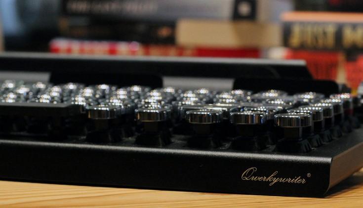 Клавиатура Qwerky Toys Qwerkywriter оценивается в $400