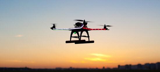 Новые правила использования дронов в США представят 20 ноября