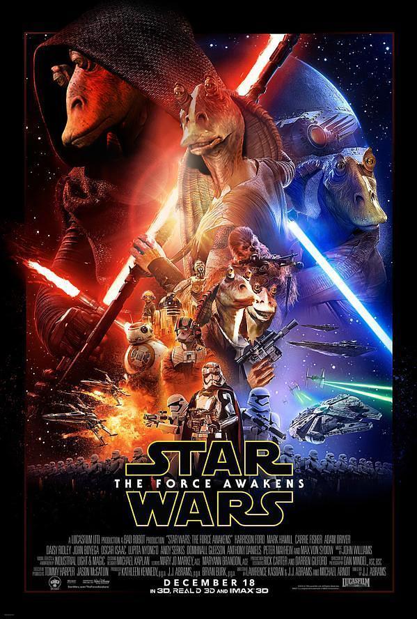 Новый трейлер седьмого эпизода «Звёздных войн» на русском языке - 1