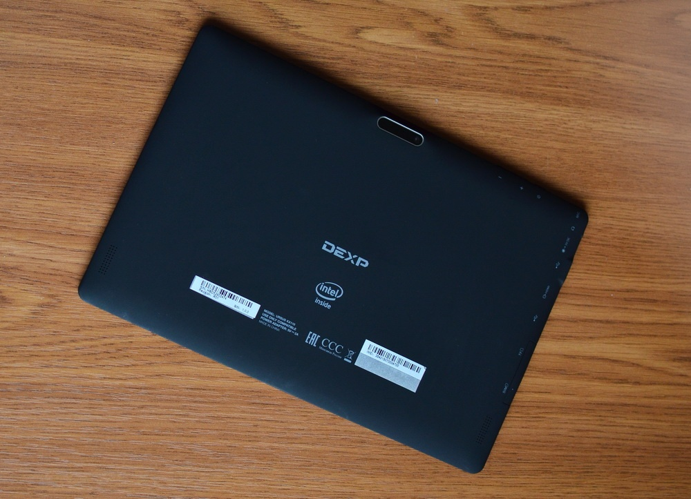 Планшет-трансформер с предустановленной Windows 10: обзор «трансформера» DEXP Ursus KX110-KX110i на Intel® Atom™ - 15