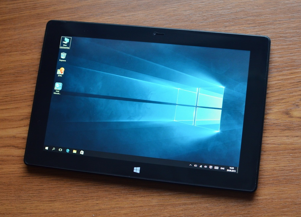 Планшет-трансформер с предустановленной Windows 10: обзор «трансформера» DEXP Ursus KX110-KX110i на Intel® Atom™ - 16