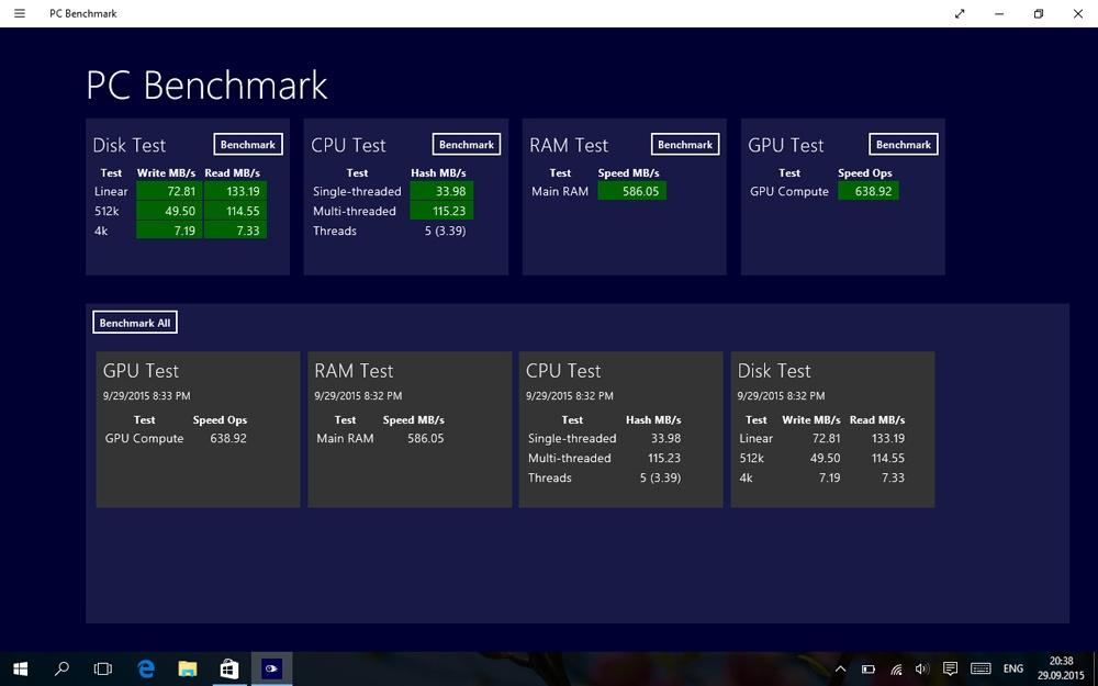 Планшет-трансформер с предустановленной Windows 10: обзор «трансформера» DEXP Ursus KX110-KX110i на Intel® Atom™ - 28
