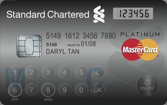 Платежные карты с динамическим CVV кодом – реалии и перспективы - 3