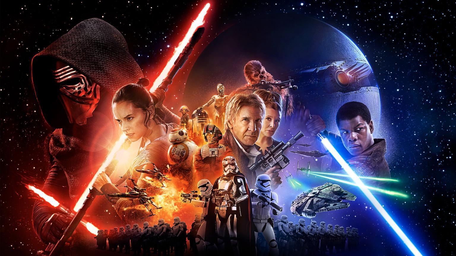 Трейлер седьмого эпизода «Звёздных войн» с русскими субтитрами - 1