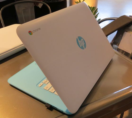 Новый хромбук HP Chromebook 14 получил платформу Celeron N28400