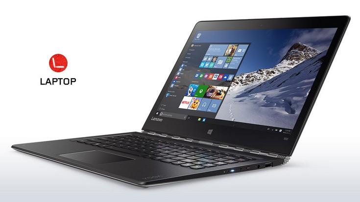 Ультрабук Lenovo Yoga 900 стоит от $1200