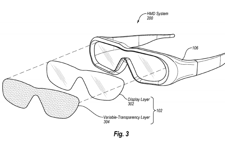 Amazon может работать над умными очками со стёклами с изменяемой прозрачностью