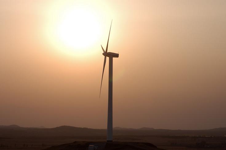 Google поможет построить в Африке крупную ветряную электростанцию
