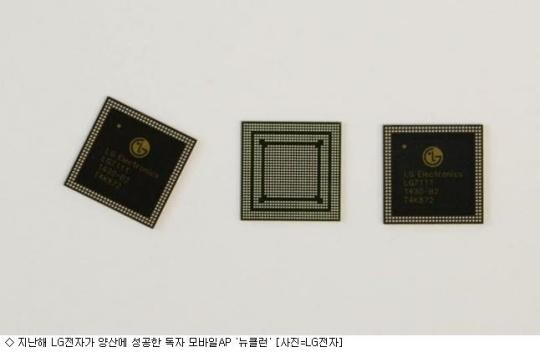 Платформа LG Nuclun 2 появится только в следующем году