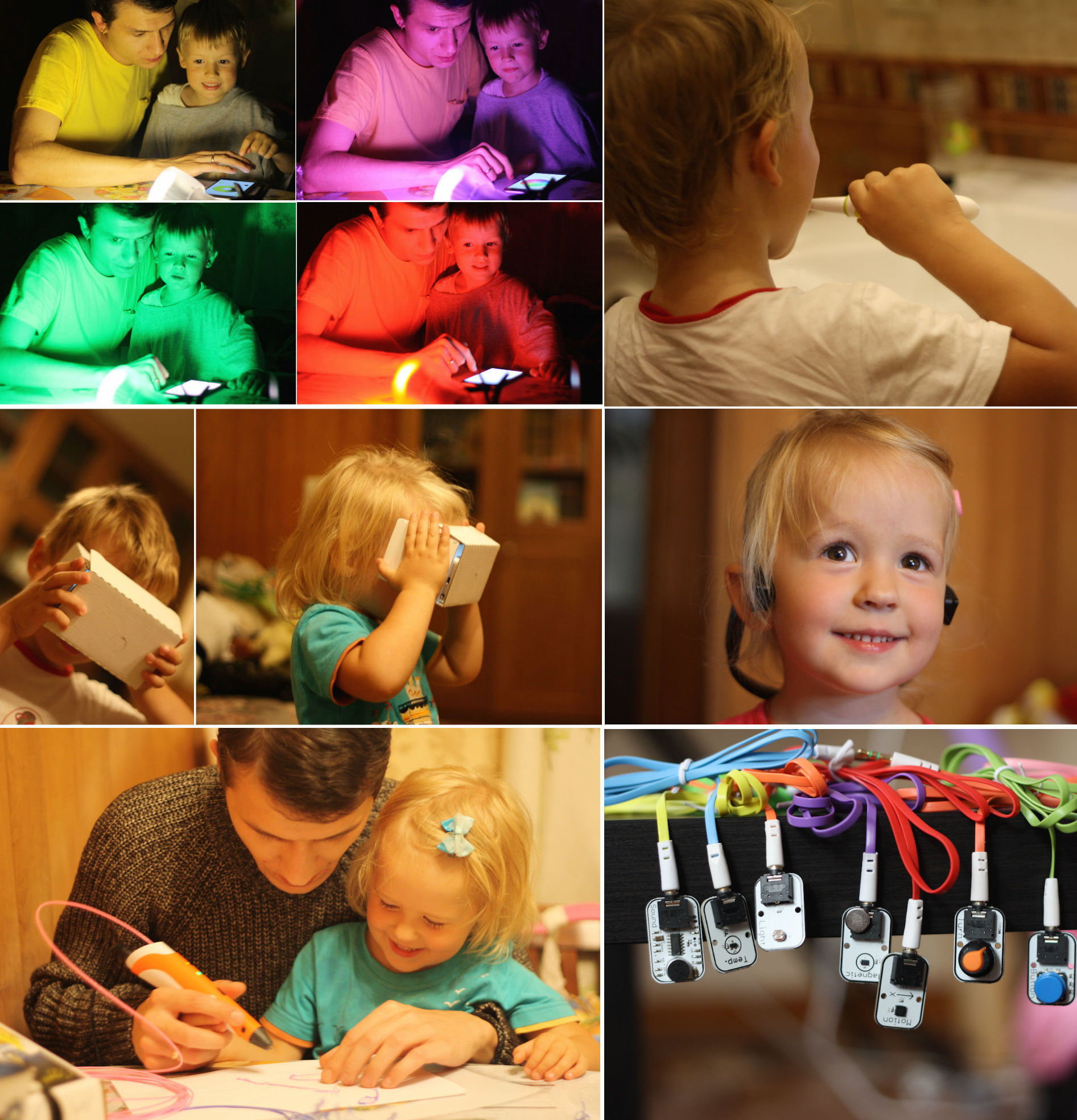 Детские гаджеты: чем удивить, развлечь и позабавить детей от 2+ лет - 1
