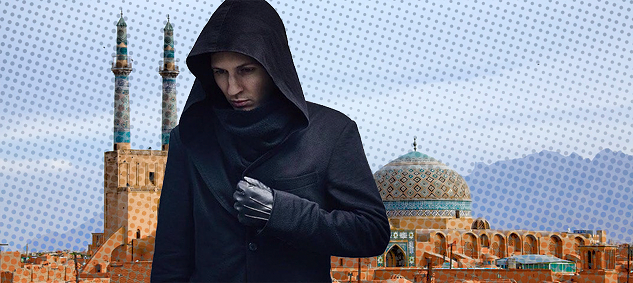 Павел Дуров, Иран