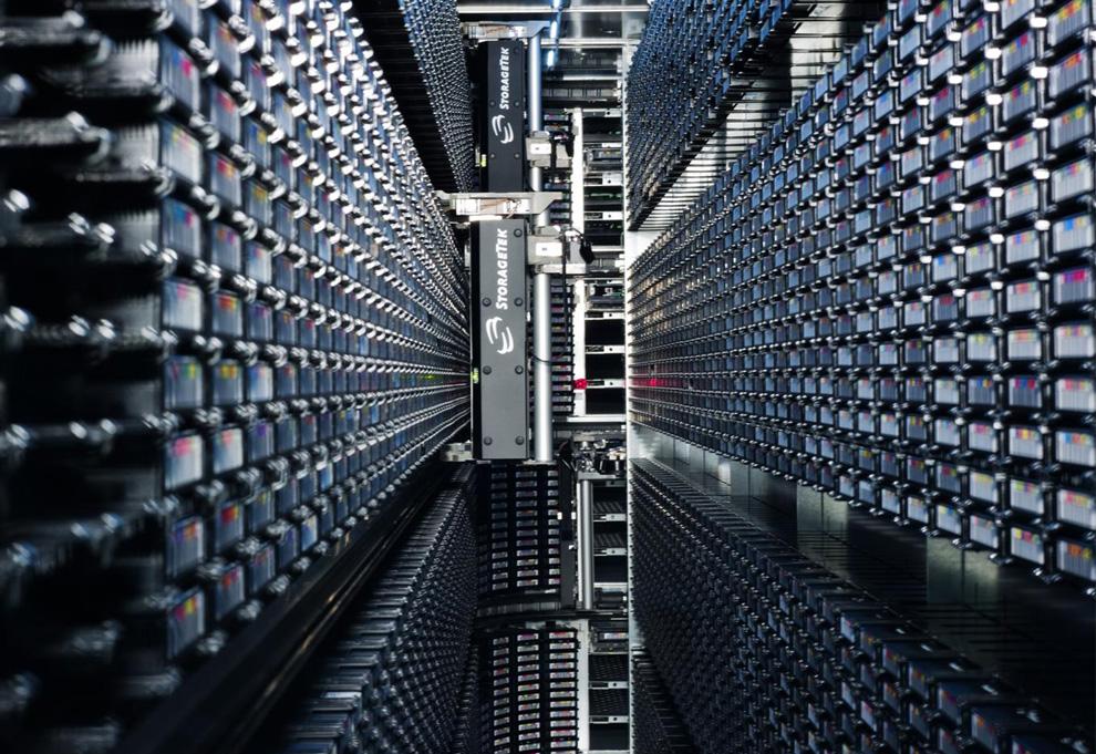 Эволюция носителей информации: о перфокартах, магнитных плёнках и дискетах - 11