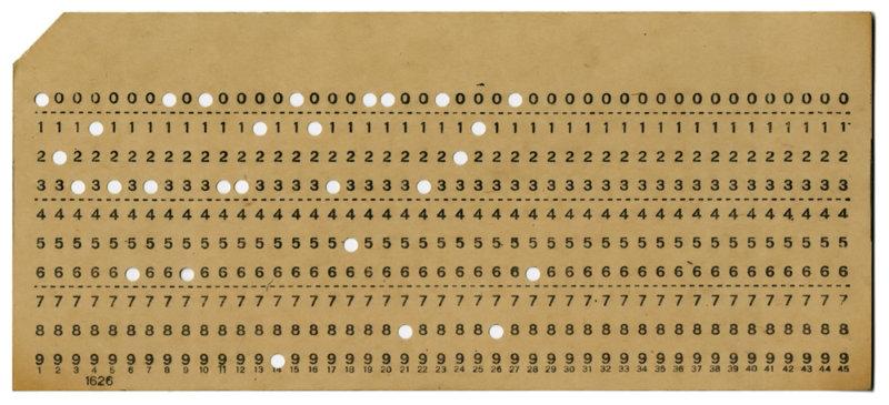 Эволюция носителей информации: о перфокартах, магнитных плёнках и дискетах - 6