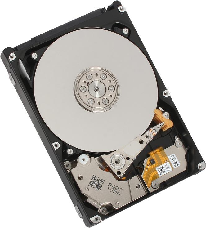Жесткие диски Toshiba AL14SE предназначены для предприятий