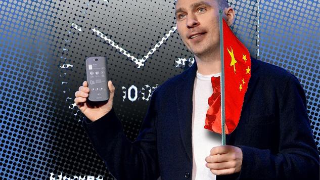 Контрольный пакет российского производителя смартфонов Yota Devices эвакуировался в Китай, Владислав Мартынов