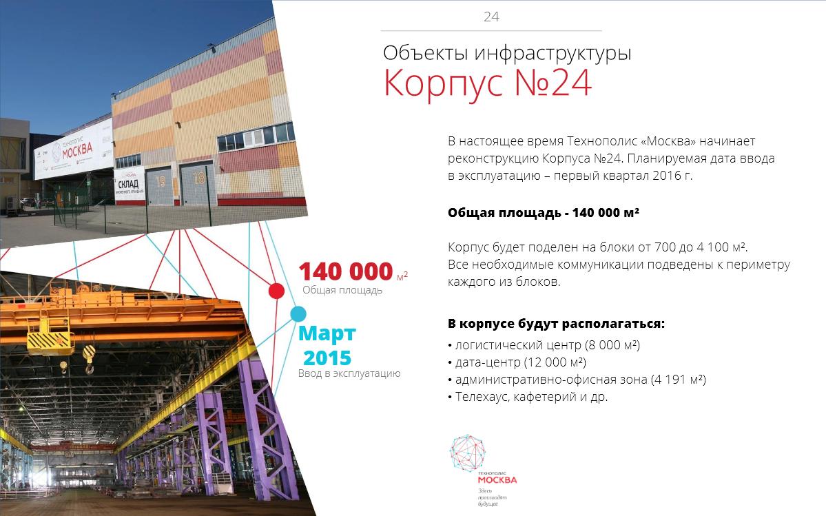 Технополис Москва, корпус 24