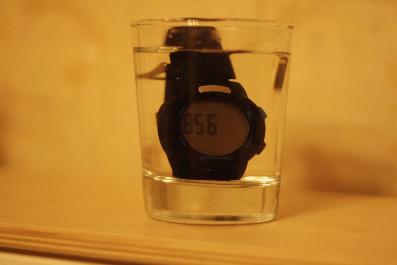 Проще некуда. Самые дешевые часы с пульсометром «для богатых»: Smart Health - 4