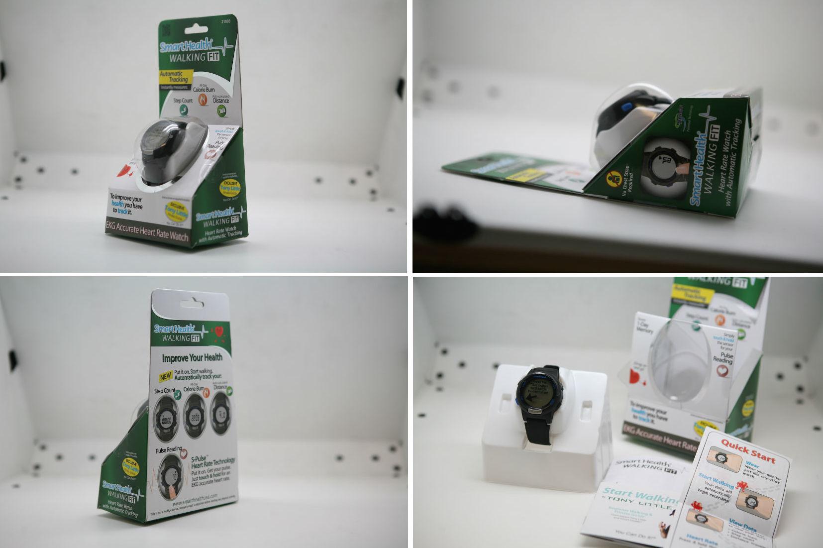 Проще некуда. Самые дешевые часы с пульсометром «для богатых»: Smart Health - 8