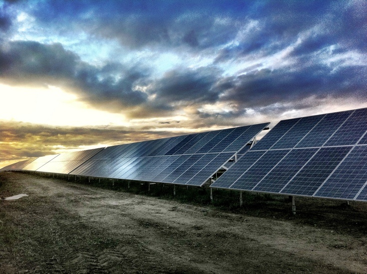 Apple поможет в постройке нескольких солнечных электростанций в Китае