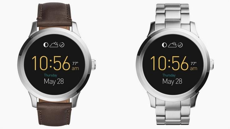 Fossil представила устройства Q Reveler, Q Dreamer, Q Grant, Q Founder и Q Activity