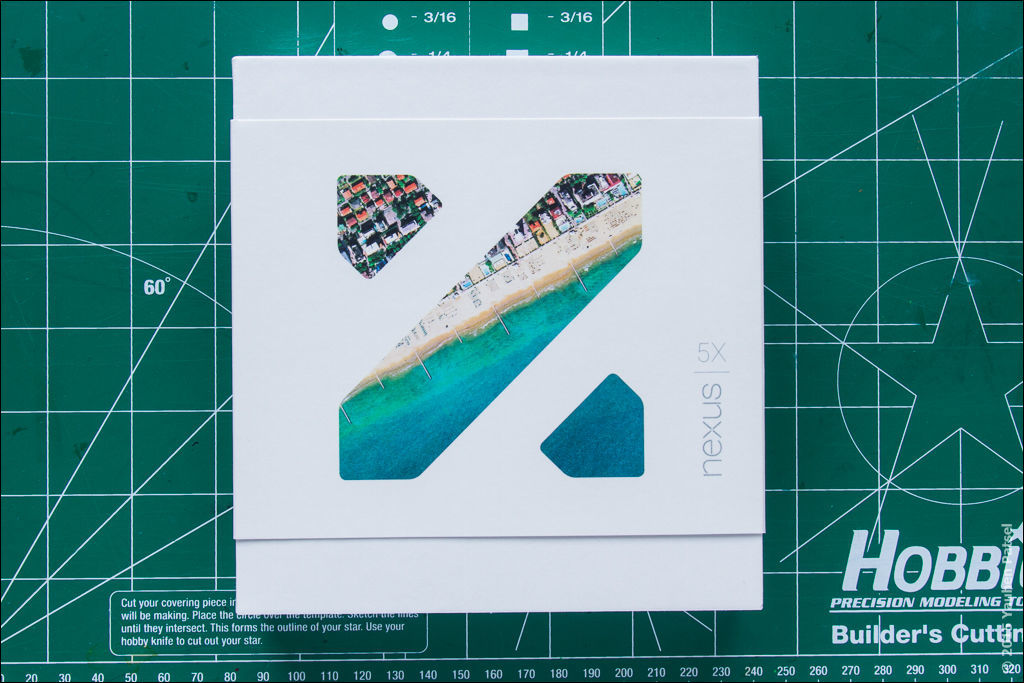 Unboxing Nexus 5X - 1