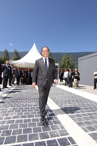 Французская компания собирается превратить автомобильные дороги в солнечные электростанции - 4