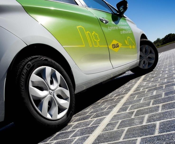 Французская компания собирается превратить автомобильные дороги в солнечные электростанции - 1