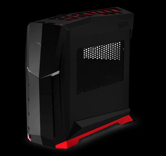 Компьютерный корпус SilverStone Raven RVX01 рассчитан на системную плату типоразмера microATX или ATX