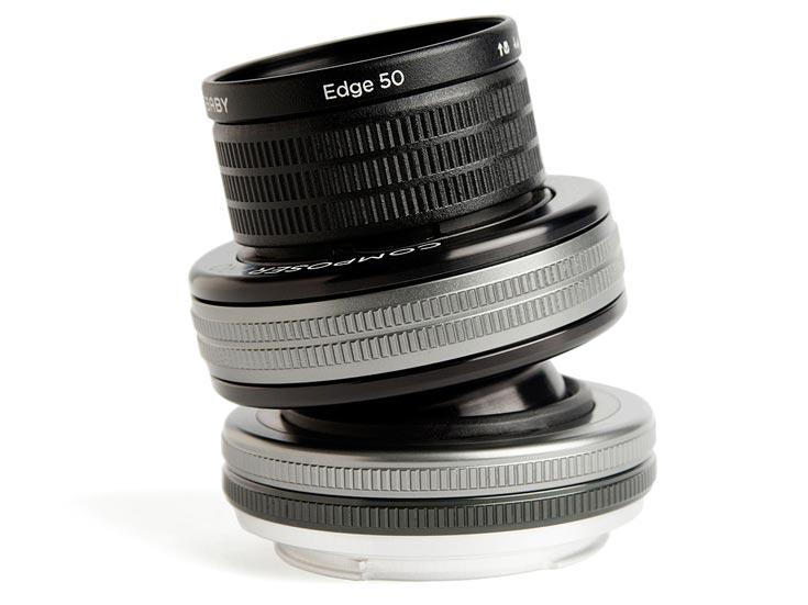 Объектив Lensbaby Composer Pro II with Edge 50 Optic оценен производителем в $423