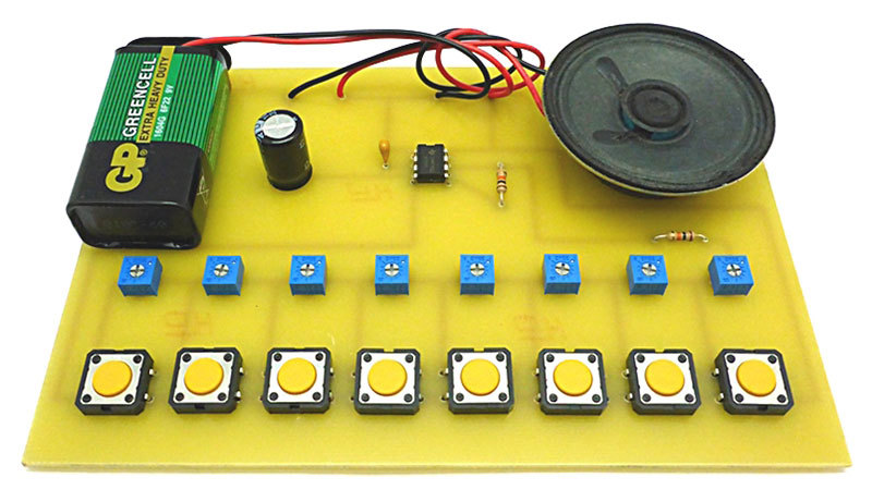 Стопроцентная Handmade электроника для начинающих - 17
