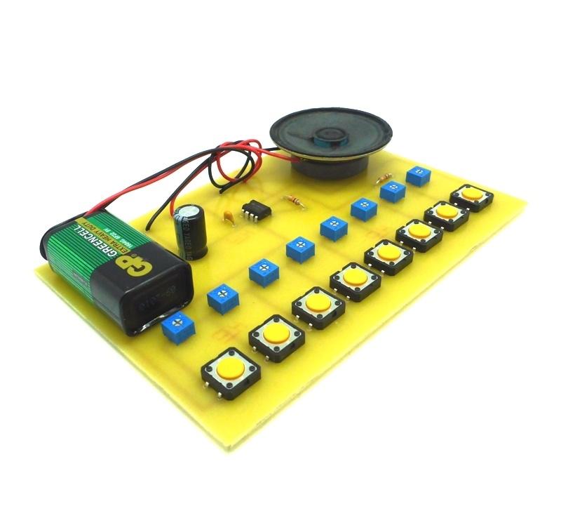 Стопроцентная Handmade электроника для начинающих - 1