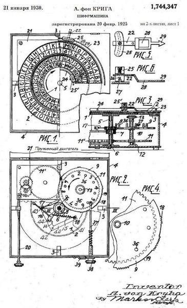 Страна Восходящего Солнца и ее шифровальные машины - 7
