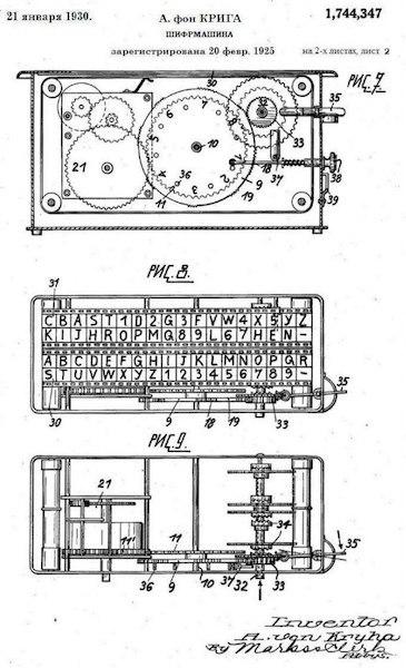 Страна Восходящего Солнца и ее шифровальные машины - 8