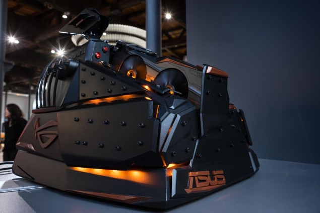 Видеокарта Asus ROG Matrix GTX 980 Ti Platinum сможет похвастаться хорошим разгоном