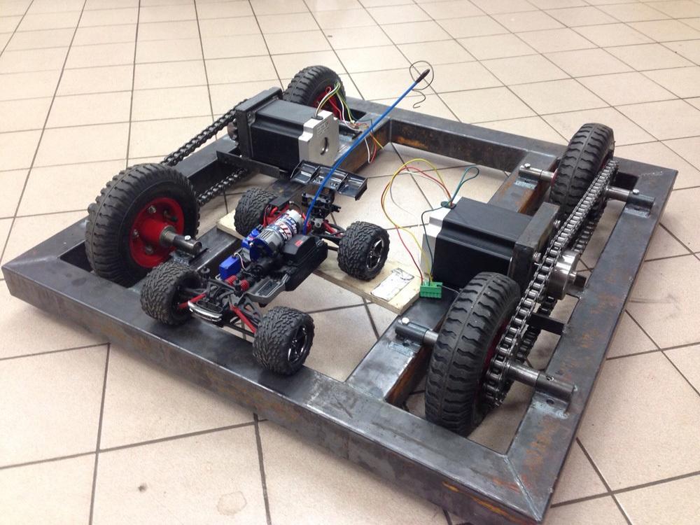 DIY: делаем боевого робота в домашних условиях. Часть 1 - 11