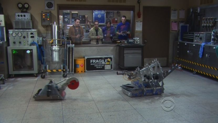DIY: делаем боевого робота в домашних условиях. Часть 1 - 2