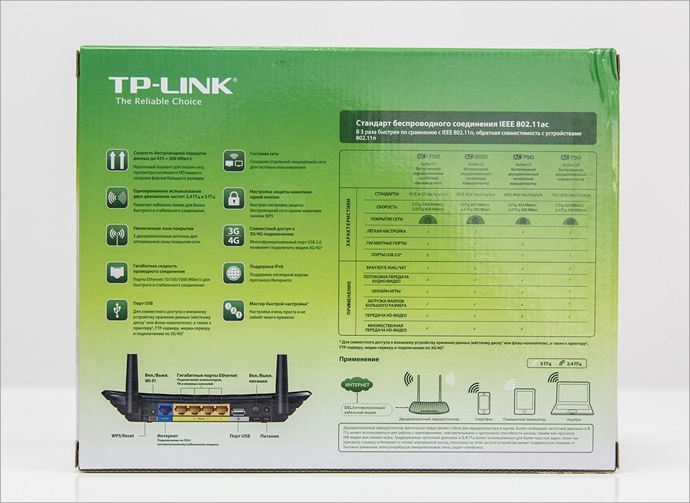 TP-Link Archer C2: Wi-Fi AC в массы - 4