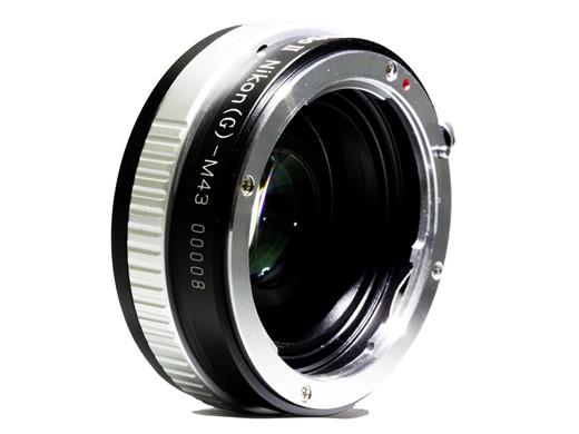 ZY Optics выпускает улучшенный вариант переходника Turbo Adapter для установки объективов Nikon и Canon на камеры системы Micro Four Thirds