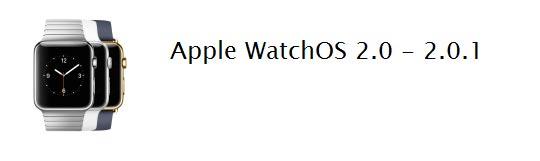 Вышло обновление ОС для умных часов Apple — watchOS 2.0.1