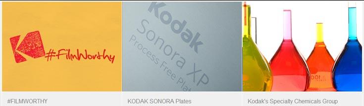 Компания Eastman Kodak опубликовала отчет за третий квартал 2015 года