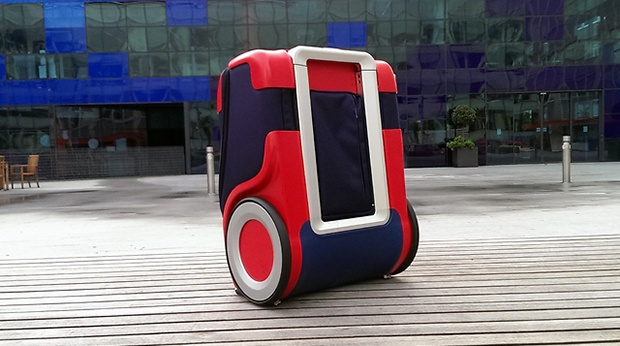 G-RO: секрет идеального чемодана - 2