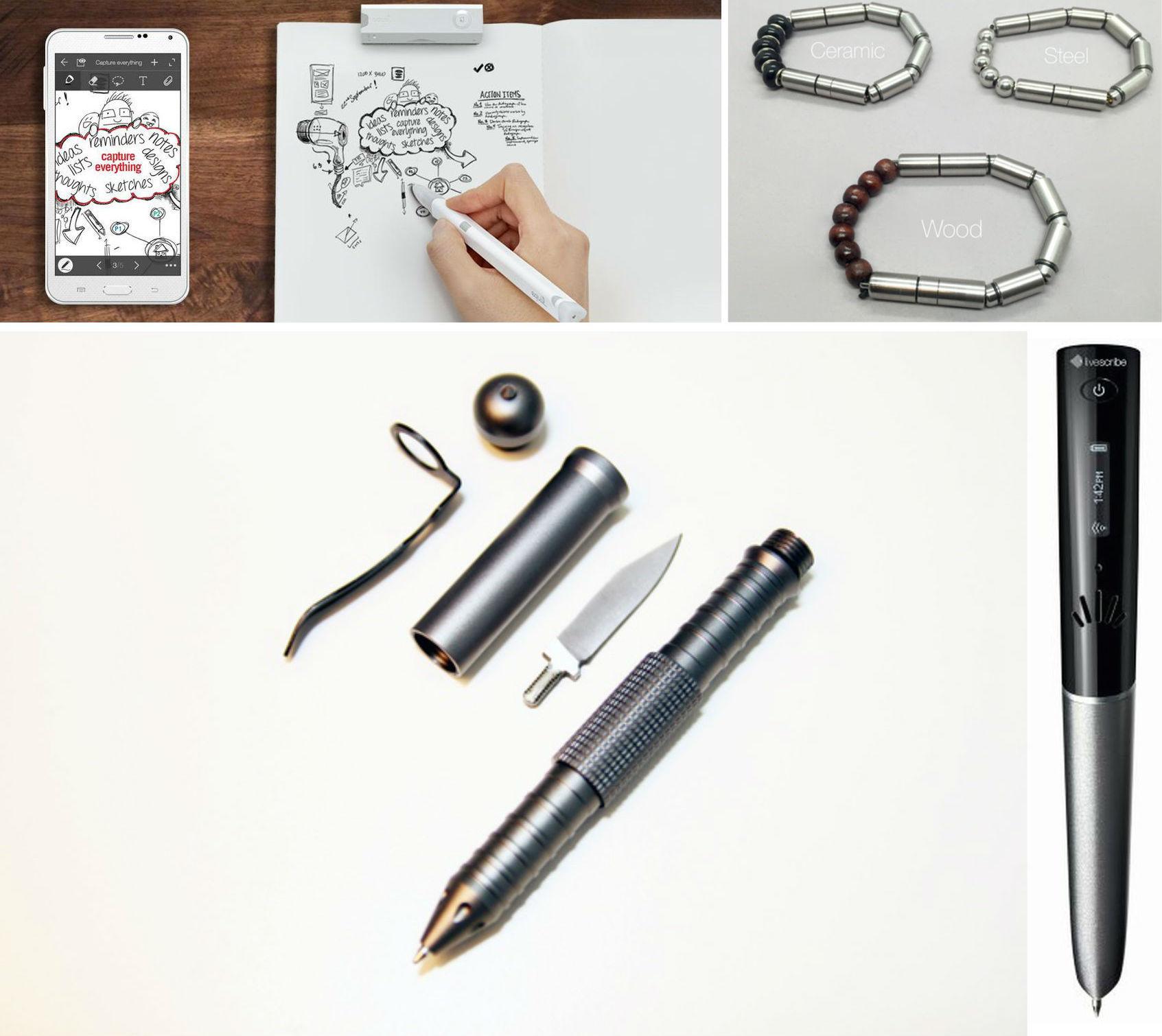 Необычные ручки: подборка умных и не очень пишущих предметов - 1