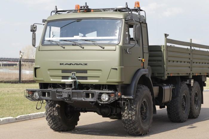 Беспилотные «Камазы» выезжают на дороги общего назначения - 1