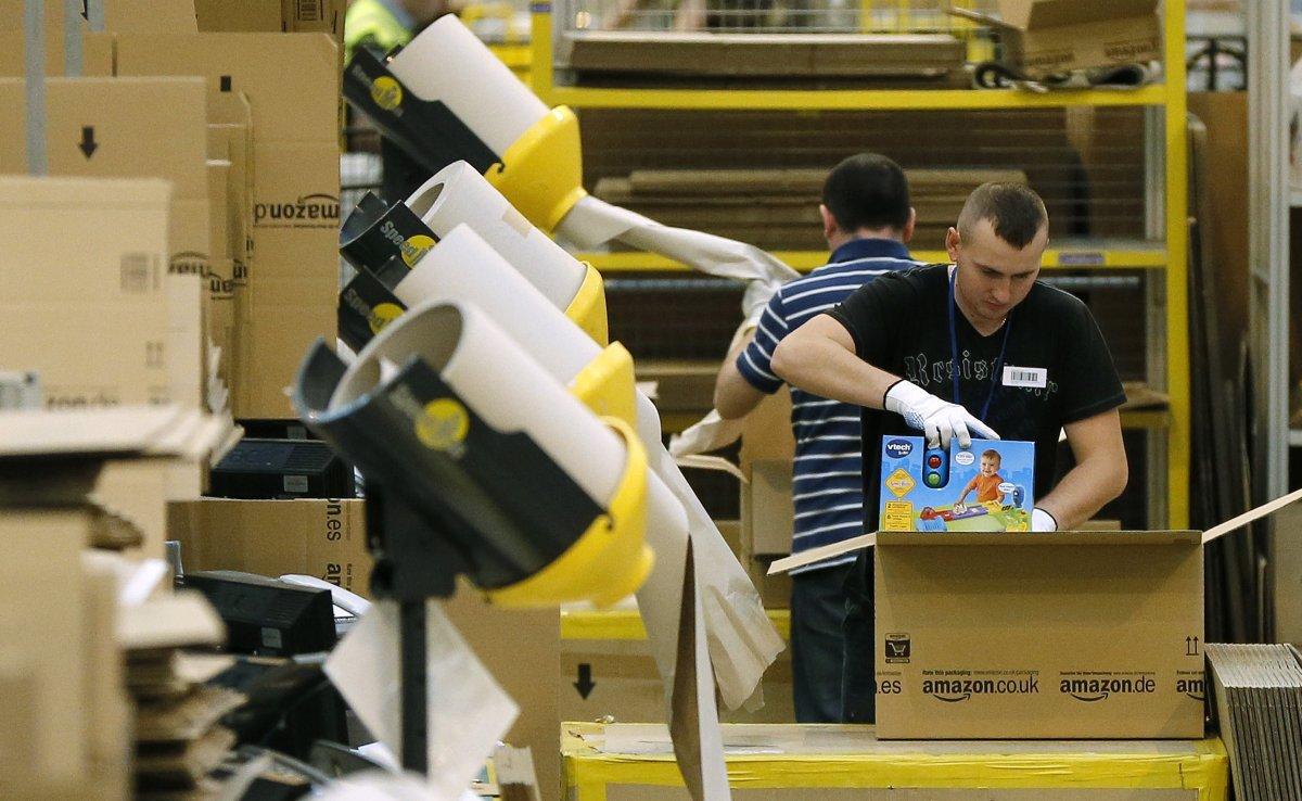 На складах Amazon теперь работает 30 тысяч роботов вместо 15 тысяч (+ фото со складов компании) - 3