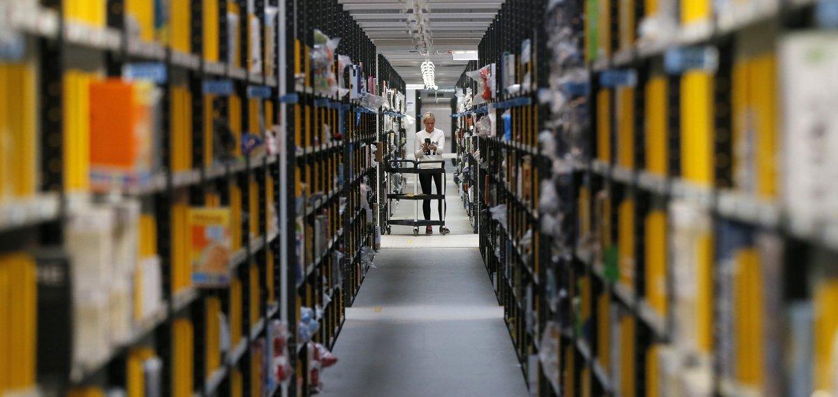 На складах Amazon теперь работает 30 тысяч роботов вместо 15 тысяч (+ фото со складов компании) - 4