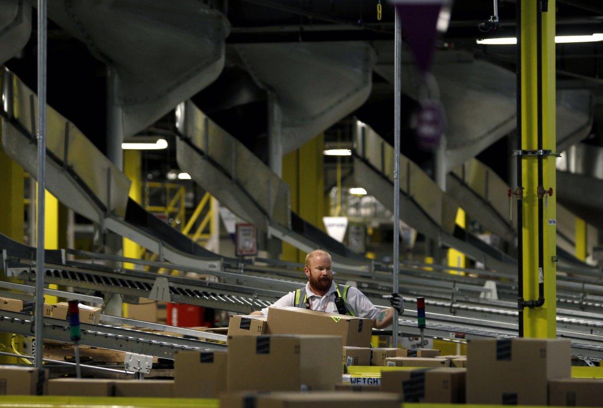 На складах Amazon теперь работает 30 тысяч роботов вместо 15 тысяч (+ фото со складов компании) - 5