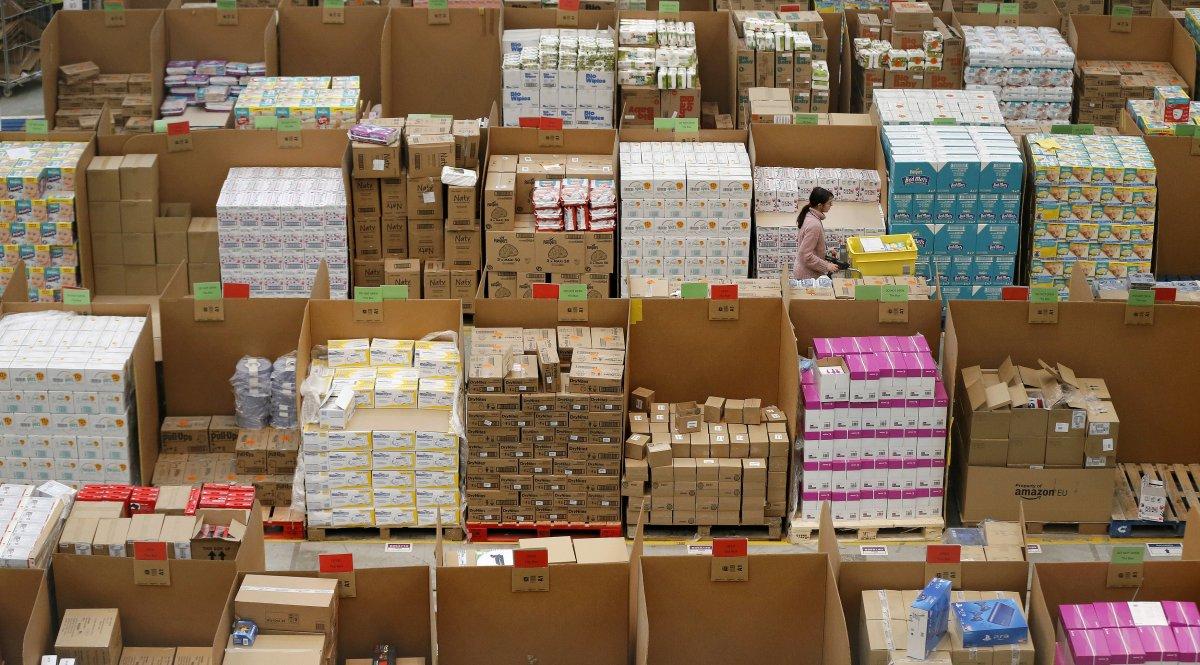 На складах Amazon теперь работает 30 тысяч роботов вместо 15 тысяч (+ фото со складов компании) - 9